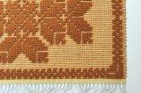 手織りのマット A