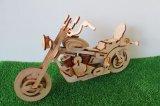 木製模型 バイク