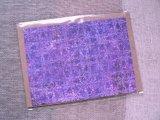封筒付グリーティングカード(アウストラ パープル) 2枚セット